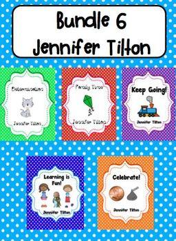 Journeys Kindergarten-Bundle 6