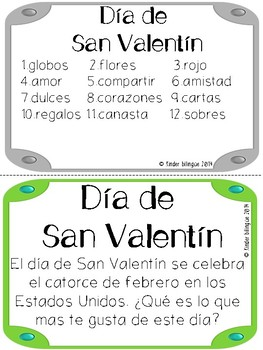 Bundle 8.San Valentin