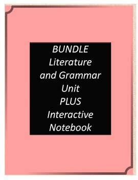 Bundle! A Long Way From Chicago Literature Unit AND Intera