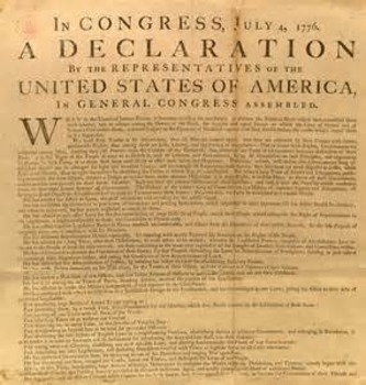 Bundle of 3 - Establishing the US Government - Writing the Dec of Indepenendence
