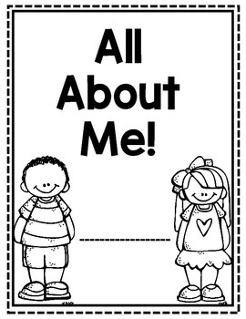 Bundle: All About Me Book & End of the Year Book