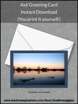 Bundle; All Occasion Greeting Cards, Digital Download, Printable Greeting Cards