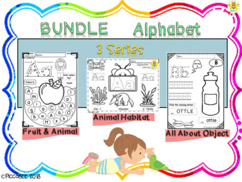 Bundle Alphabet-3 Series
