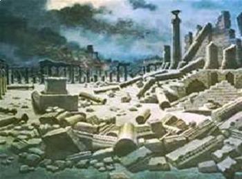 Bundle of 2 - Ancient Civilizations - The Destruction of Jerusalem