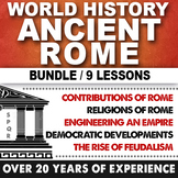 Ancient Rome - Roman Empire Bundle