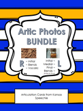 Bundle: Artic Cards with Real Photos: Liquids R and L