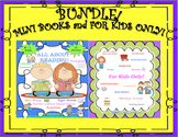Bundle  Reading Comprehension Passages and Questions For Kids Only