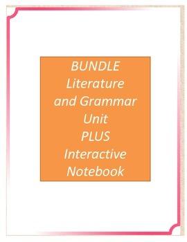 Bundle! Becoming Naomi Leon Literature and Grammar Unit AN