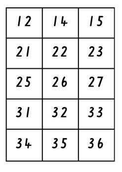 Bundle Bingo