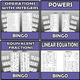 Bundle - Bingo - 12 ITEMS