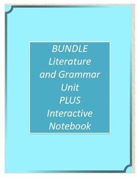 Bundle! Bronx Masquerade Literature and Grammar Unit AND I