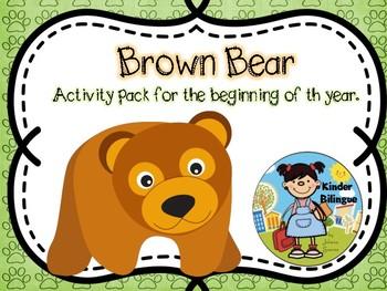Bundle Brown bear