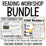 Bundle - Building STAR Readers & Finding Proof by Growing Firsties