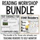 Bundle - Building STAR Readers & Finding Proof by Growing Firsties