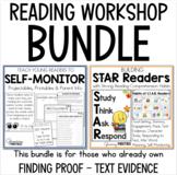 Bundle - Building STAR Readers & Teaching Readers to Self-Monitor
