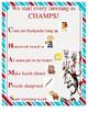 Bundle- CHAMPS routine