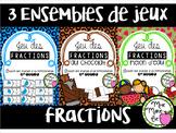 Bundle - Casse-têtes - Fractions 2e cycle (Fractions Puzzle)