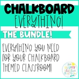 Classroom Labels, Behavior Clip Chart and More!! Chalkboar