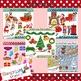 Christmas Clip art Bundle