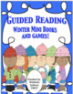 Bundle Christmas Winter reading comprehension passages and questions games