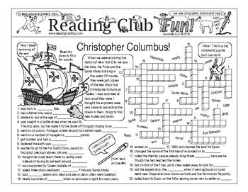 Bundle: Christopher Columbus, Explorers, and Exploring