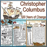 500 Years of Change ( Christopher Columbus ) Puzzle Set