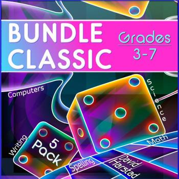 Bundle: Classic 5-Pack (Grades 3-7)