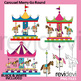 Bundle Clip Art Carnival Amusent Park