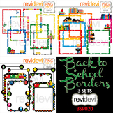 Bundle Clip Art Special - Collection 20 / Back to school B