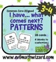 Bundle of all my pattern activities