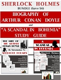 "Sherlock Holmes Bundle: Doyle Biography & ""Scandal in Bohe"