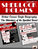 "Sherlock Holmes Bundle: Doyle Biography & ""Speckled Band"""