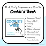 Bundle - Cookie's Week Book Study & Assessment