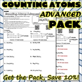 Bundle: Counting Atoms ADVANCED Pack