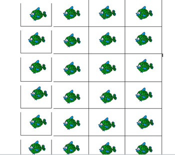 Bundle: Counting Fish 1-5 and Counting FIsh 6-10