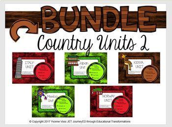 Bundle Country Units 2