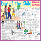 Day of the Child Two-Page Activity Set and Crossword Puzzle