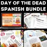 Bundle - Day of the Dead in Spanish Class - El Día de los Muertos