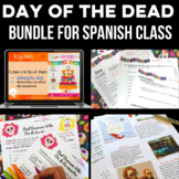 Bundle - Day of the Dead in Spanish Class - El Día de los Muertos