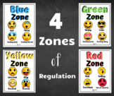 Bundle Deal! 4 zones of Regulation and Wheel of Choice!