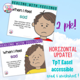 When I feel sad 2 pack - storybook lessons
