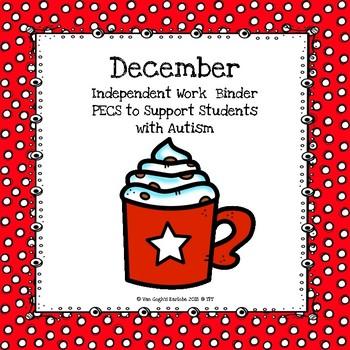 Bundle December Binder of Independent Work