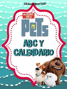 Bundle Decorativo The Secret life of pets (Las mascotas)