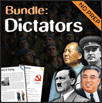 Bundle: Dictators