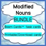 Modified Nouns - Bundle - Print & Boom Cards™