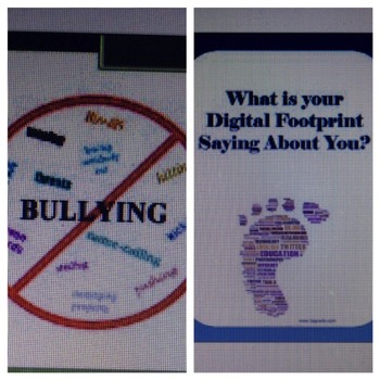 Bundle: Digital Safety/Digital Footprint and Anti Bullying