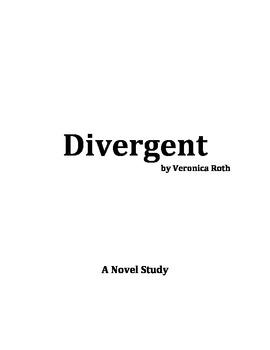 Bundle: Divergent and Allegiant Novel Studies