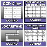 Bundle - Domino - 14 ITEMS