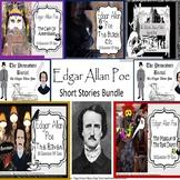 Poe Bundle Raven, Cask, Masque, Black Cat, Usher, Prematur
