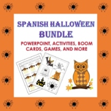 Bundle - El Día de las Brujas/Halloween (1st to 5th)